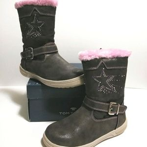 ⭐ Light up rhinestone 💎❄️ Winter / Spring Boots